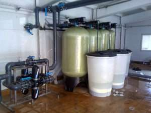 Фильтры механической очистки воды