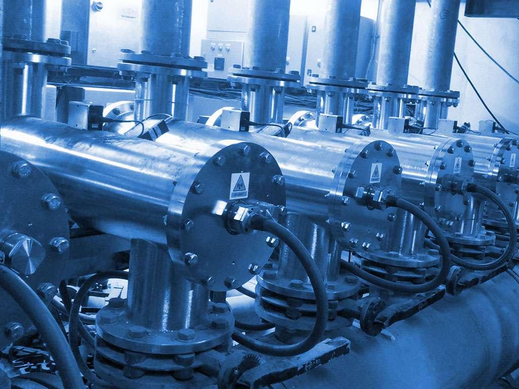 Фильтры обеззараживания воды