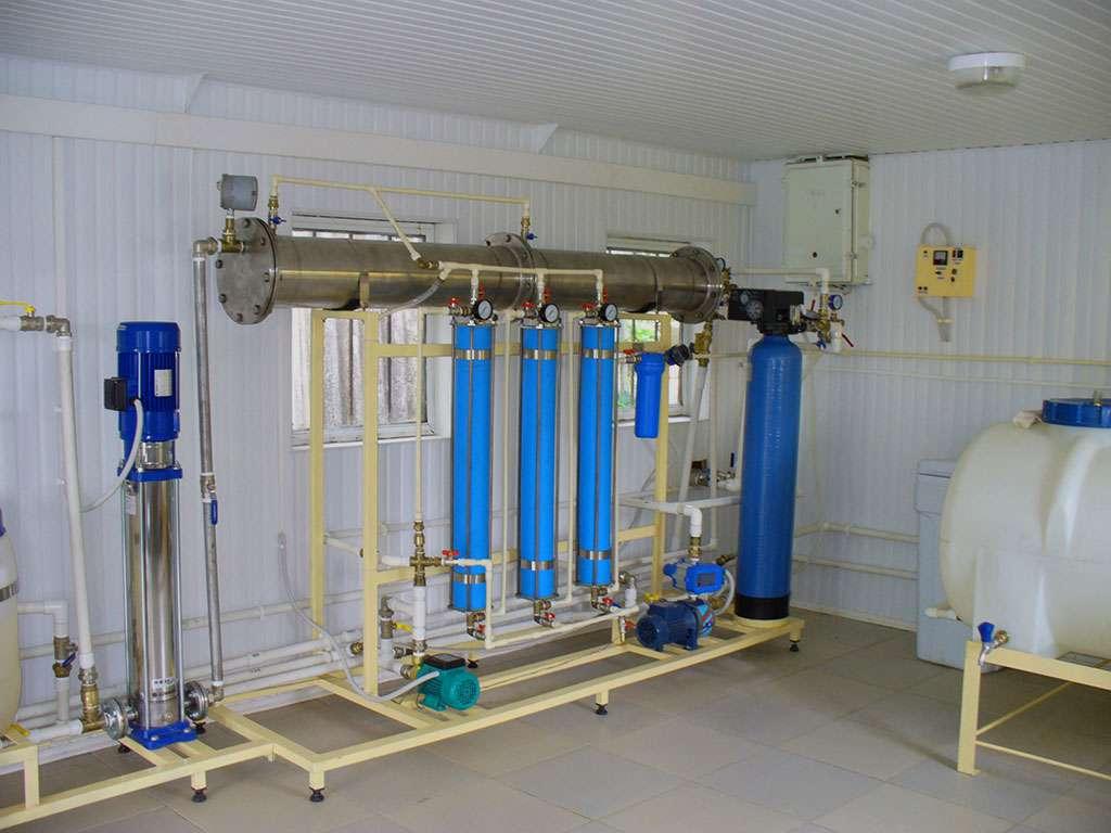 Водоподготовка для хлебопекарен и хлебокомбинатов