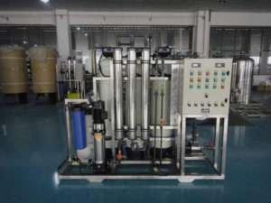 Водоподготовка в пищевой промышленности