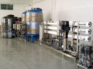 Водоподготовка для многоквартирных домов АКВАЛАЙН