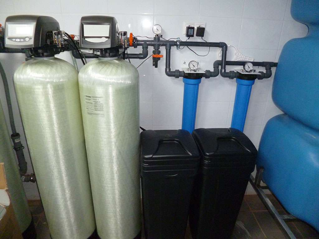 Комплексные системы очистки воды