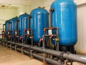 Промышленные фильтры очистки воды