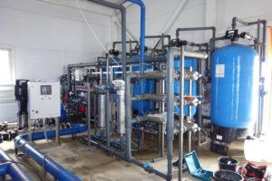 Системы водоподготовки и очистки воды АКВАЛАЙН