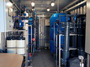 Водоподготовка для пивзаводов